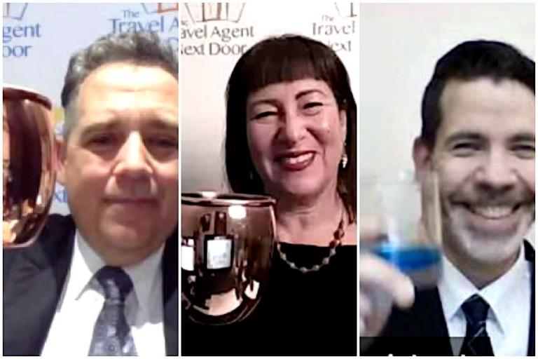 TTAND raises a glass to VIP suppliers at virtual soirée
