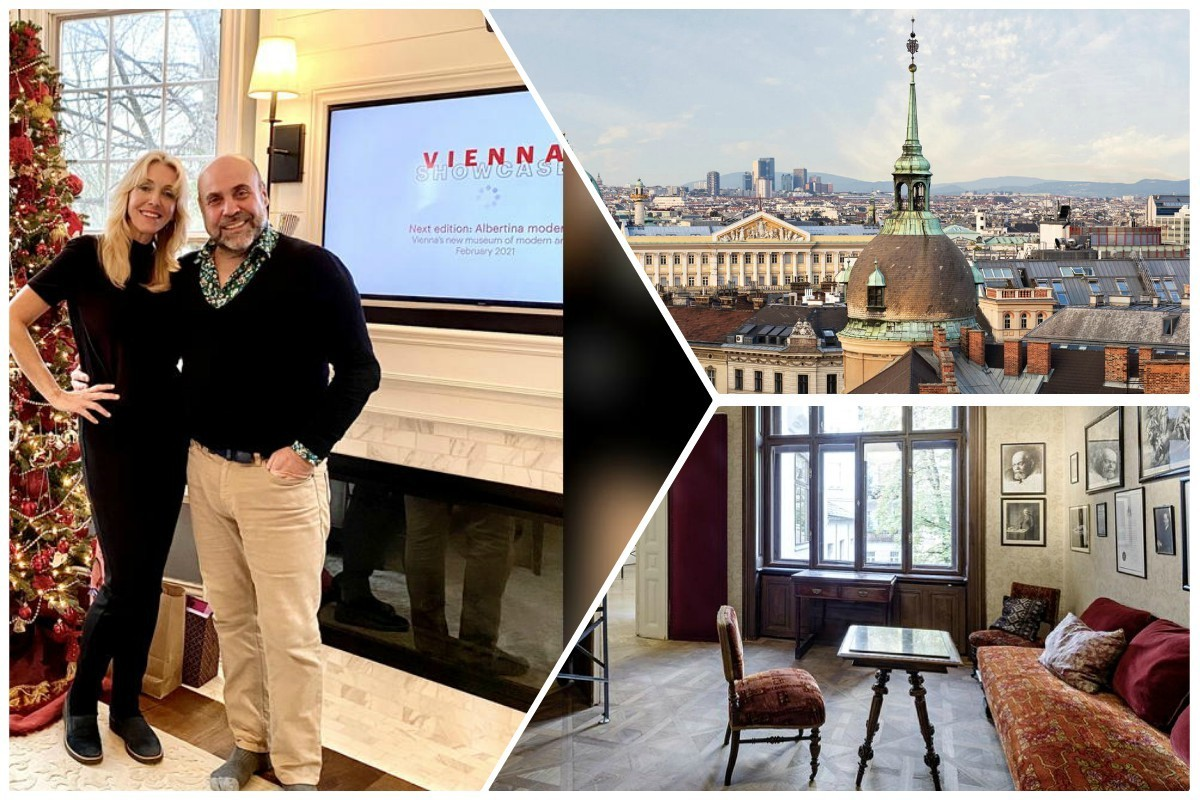 Touring the reopened Sigmund Freud Museum, virtually, with the Vienna Tourist Board