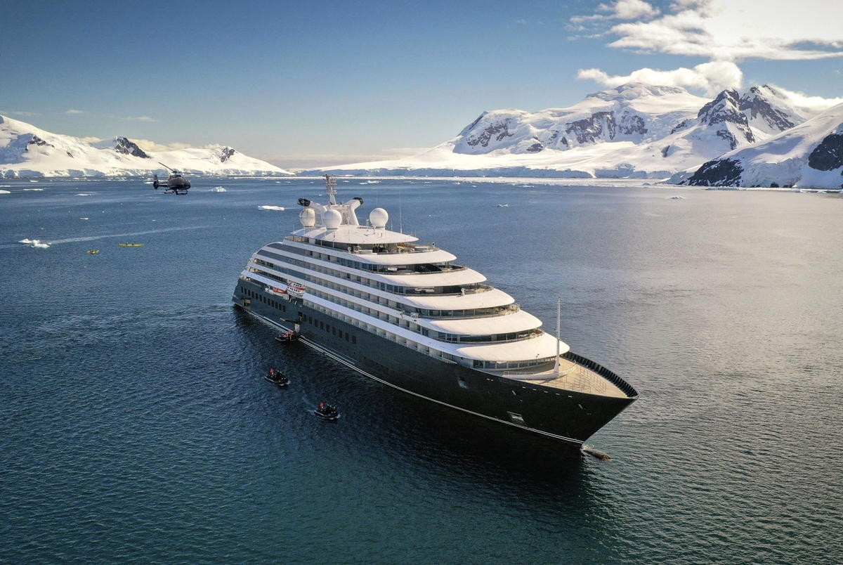 Scenic unveils Scenic Eclipse 2022/23 Worldwide Voyages Collection