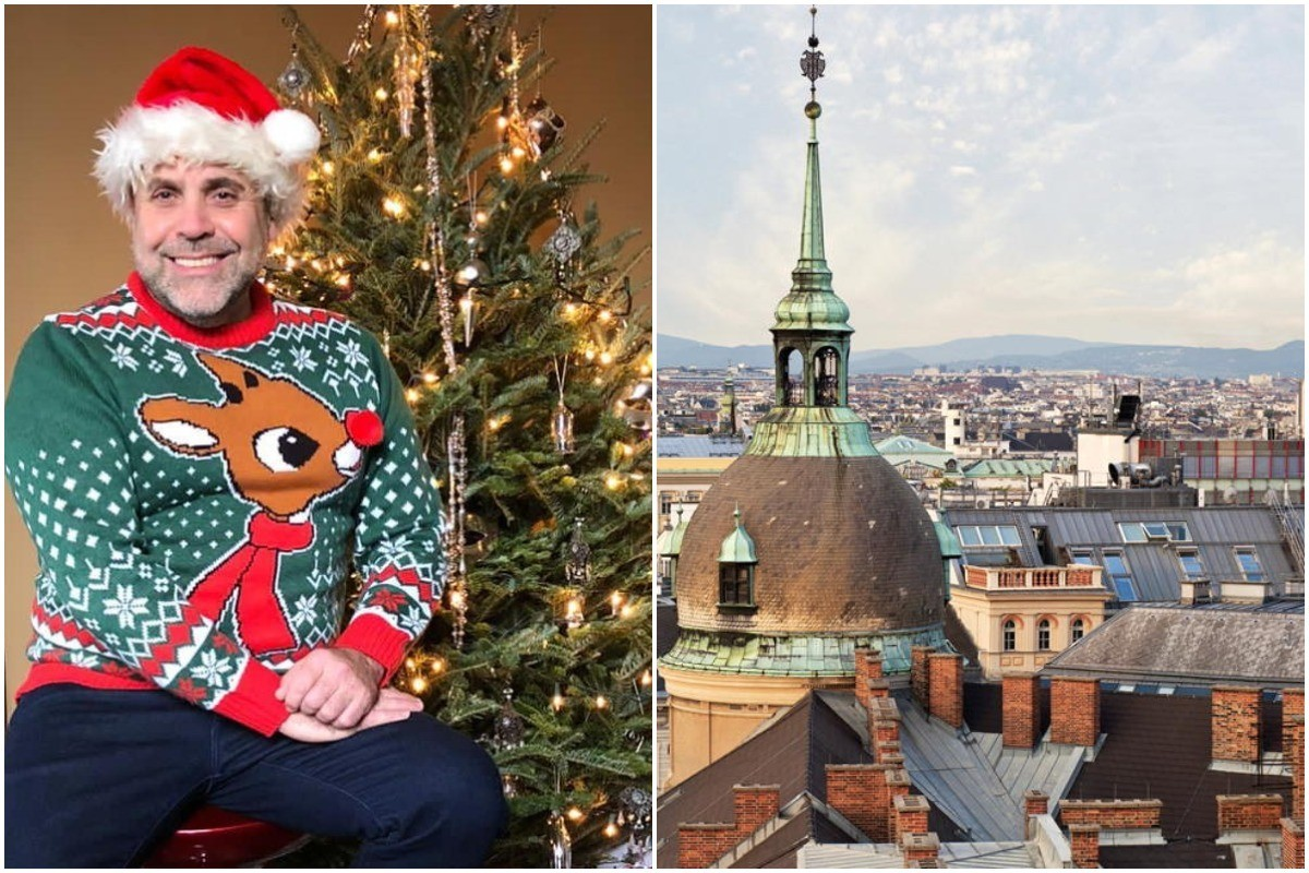 VIDEO: Happy holidays from the Vienna Tourist Board