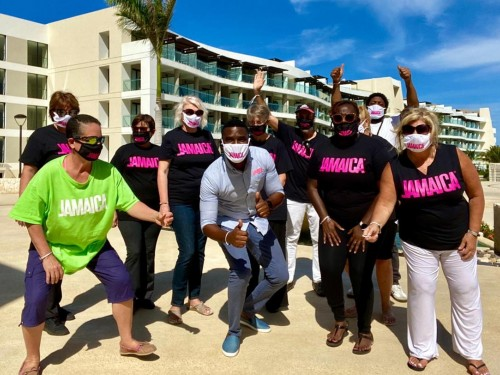 VIDEO: Agents reconnect with Jamaica during first JTB FAM trip of 2020