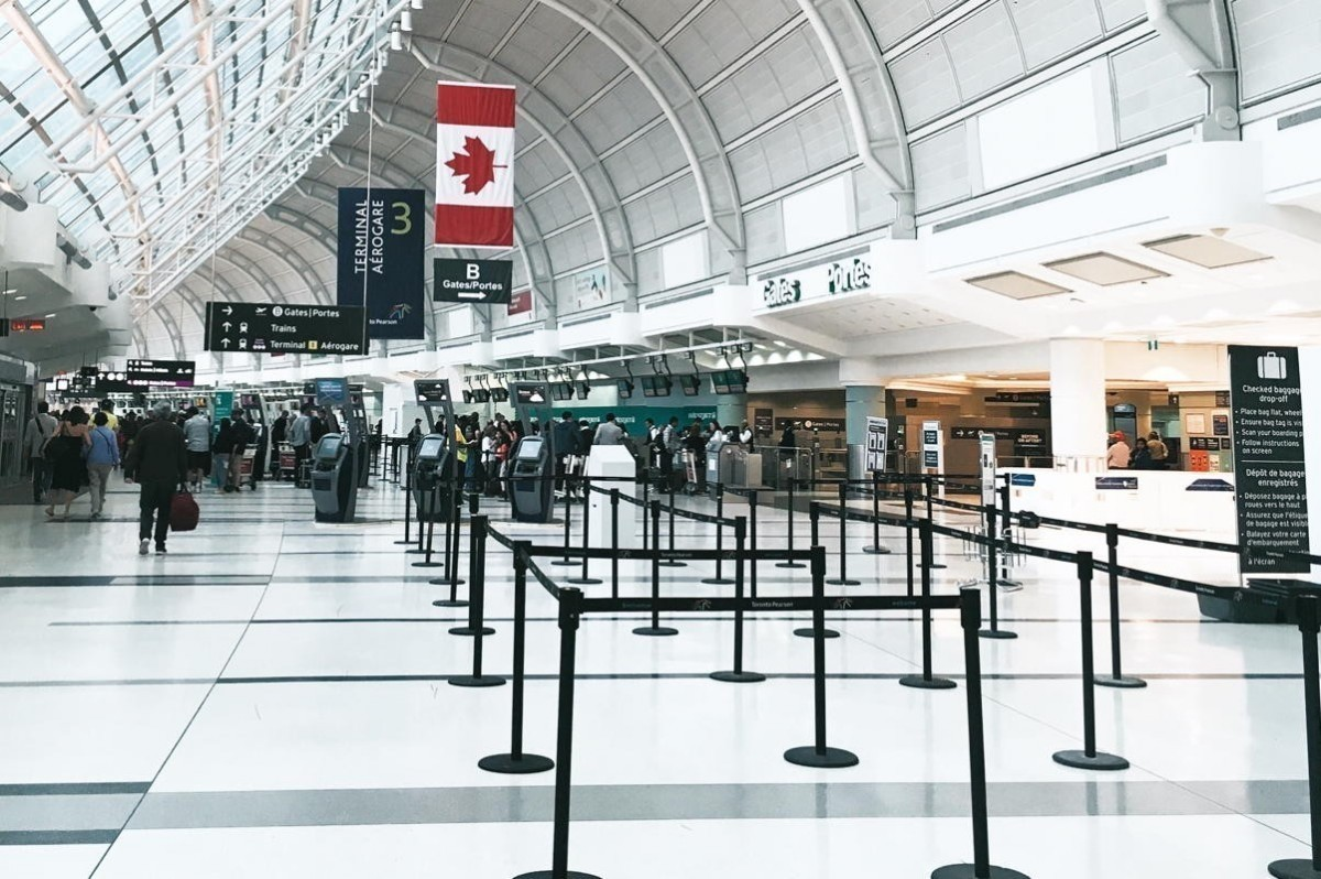 Toronto Pearson is getting its own COVID-19 testing program in early 2021: report