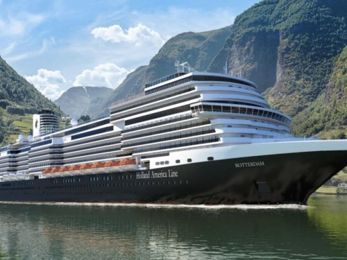Holland America Line extends suspension through April 30, 2021