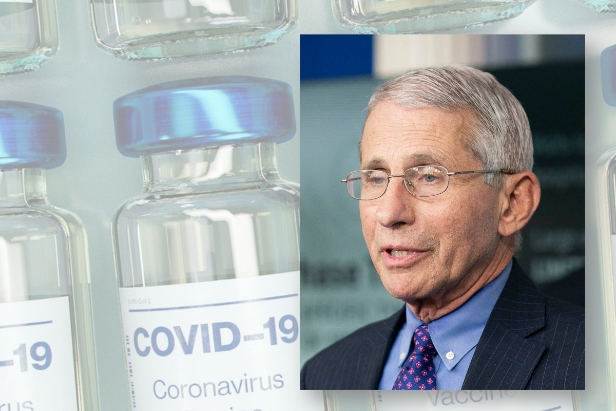 COVID-19 vaccine could become mandatory for travel, says Dr. Fauci