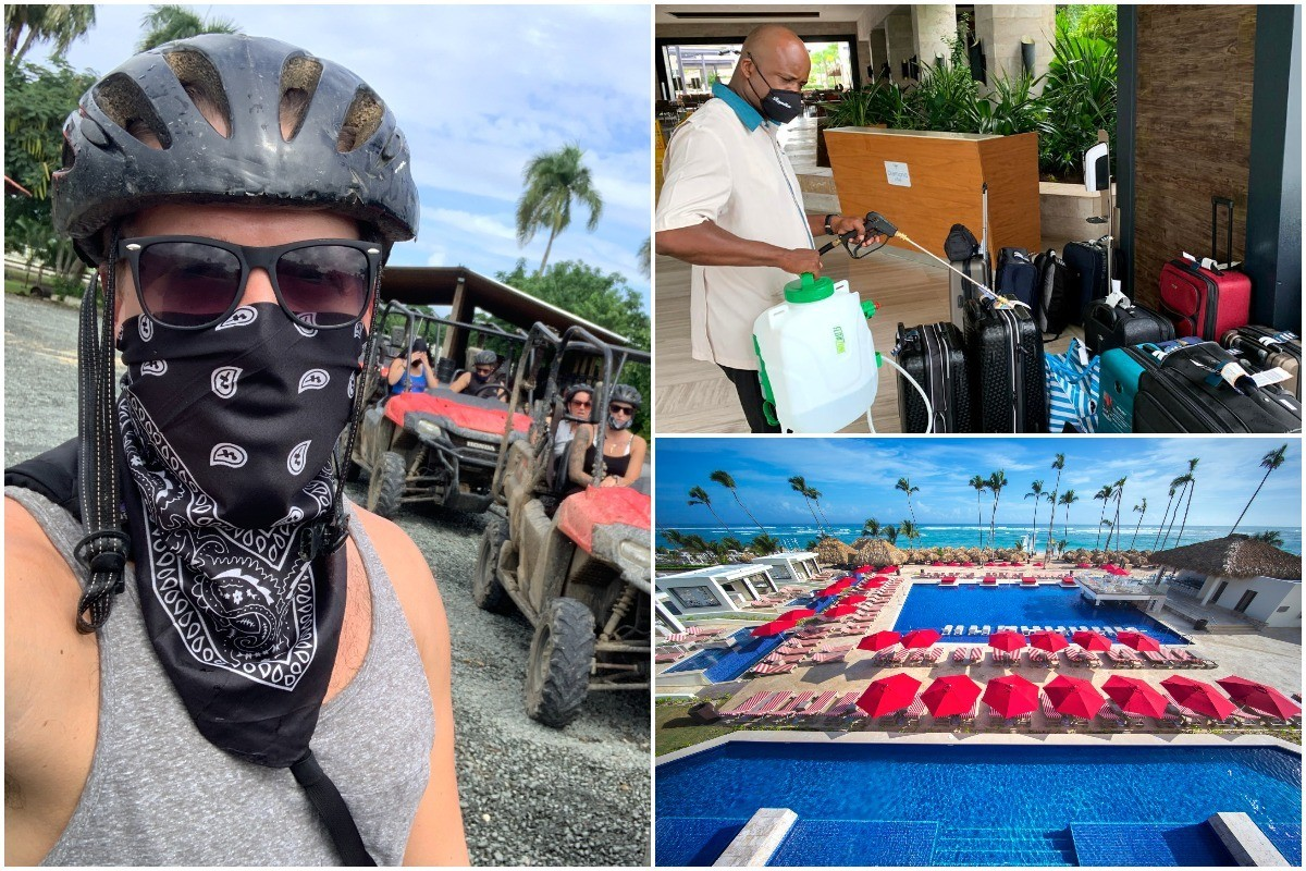 VIDEO: Exploring Sunwing health & safety at Royalton Bavaro in Dominican Republic