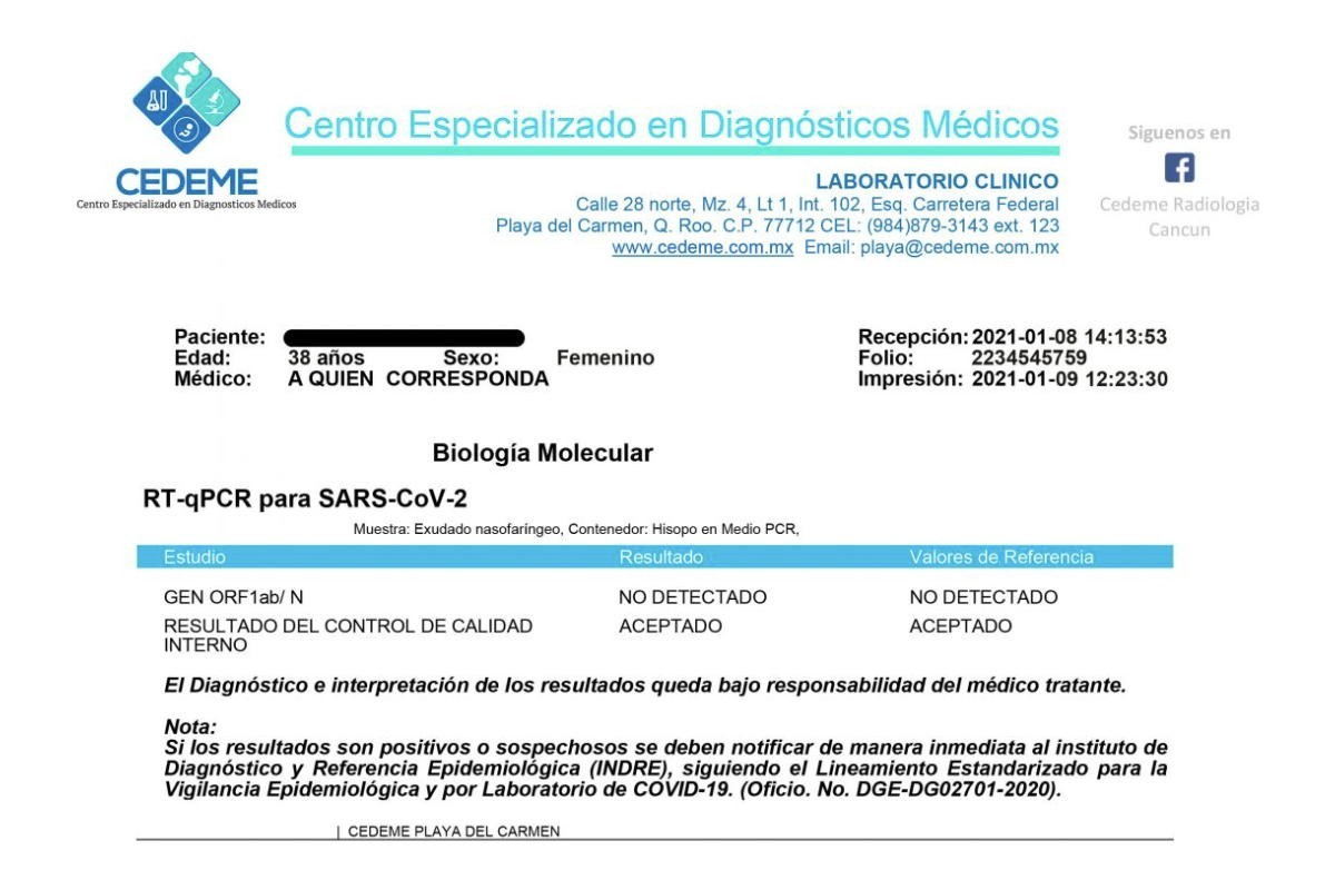 Fake & fast COVID tests are being sold in Mexico (and they're working in Canada)