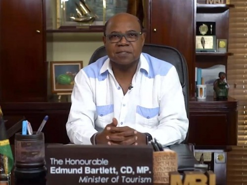 Jamaica's Minister of Tourism names task force to boost country's COVID-19 testing capacity
