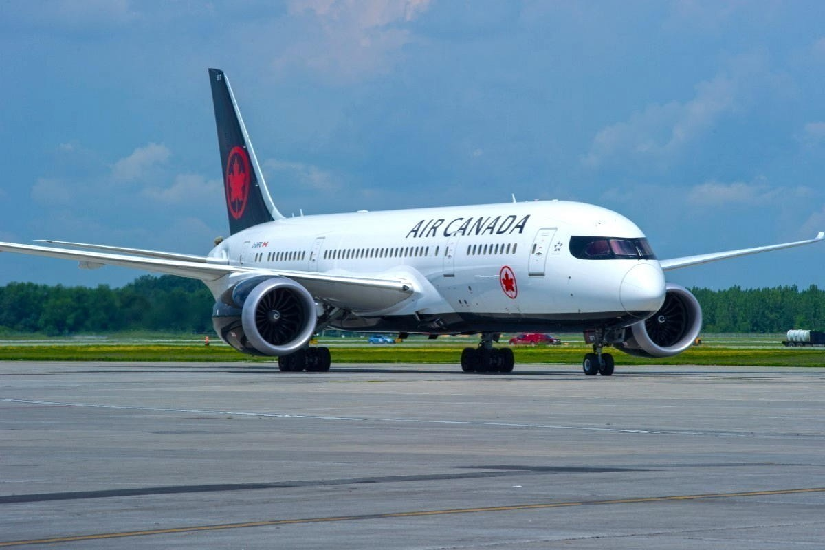 Here's a list of all the Air Canada routes that have been suspended