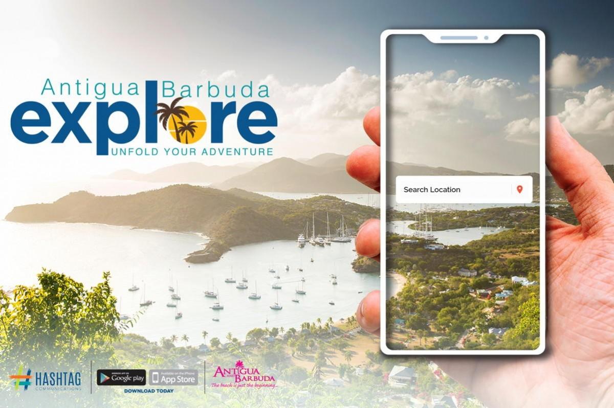 "Antigua & Barbuda launches free ""Explore Antigua"" app & interactive map"