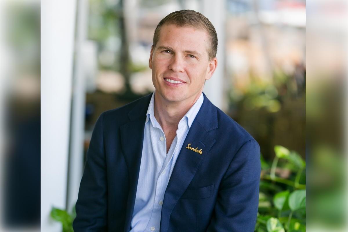 Adam Stewart named Executive Chairman of Sandals Resorts International