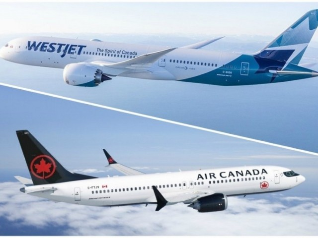 WestJet asking Ottawa to reject Air Canada-Transat deal or enforce conditions