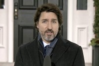 """Travel represents a """"small proportion of infections,"""" but tougher rules are coming: Trudeau"""