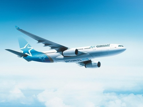 Transat suspends flights from Toronto through April 30