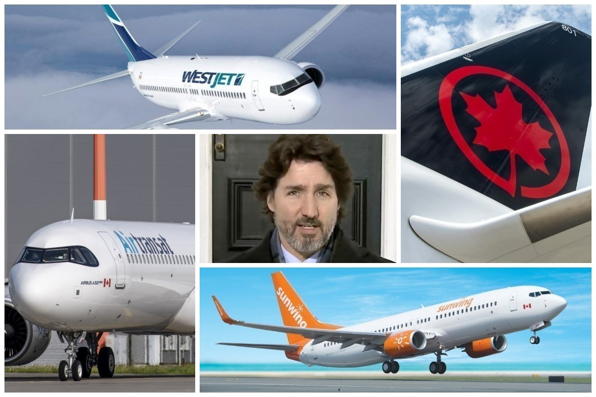 """The government asked, and we agreed"": Airlines elaborate on Caribbean, Mexico flight suspensions"