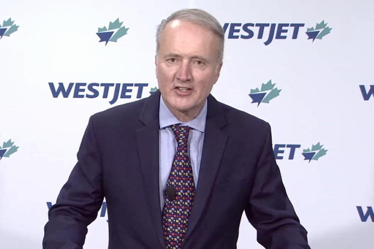 """Canada closed to competition,"" says WestJet, after Ottawa approves Air Canada-Transat deal"
