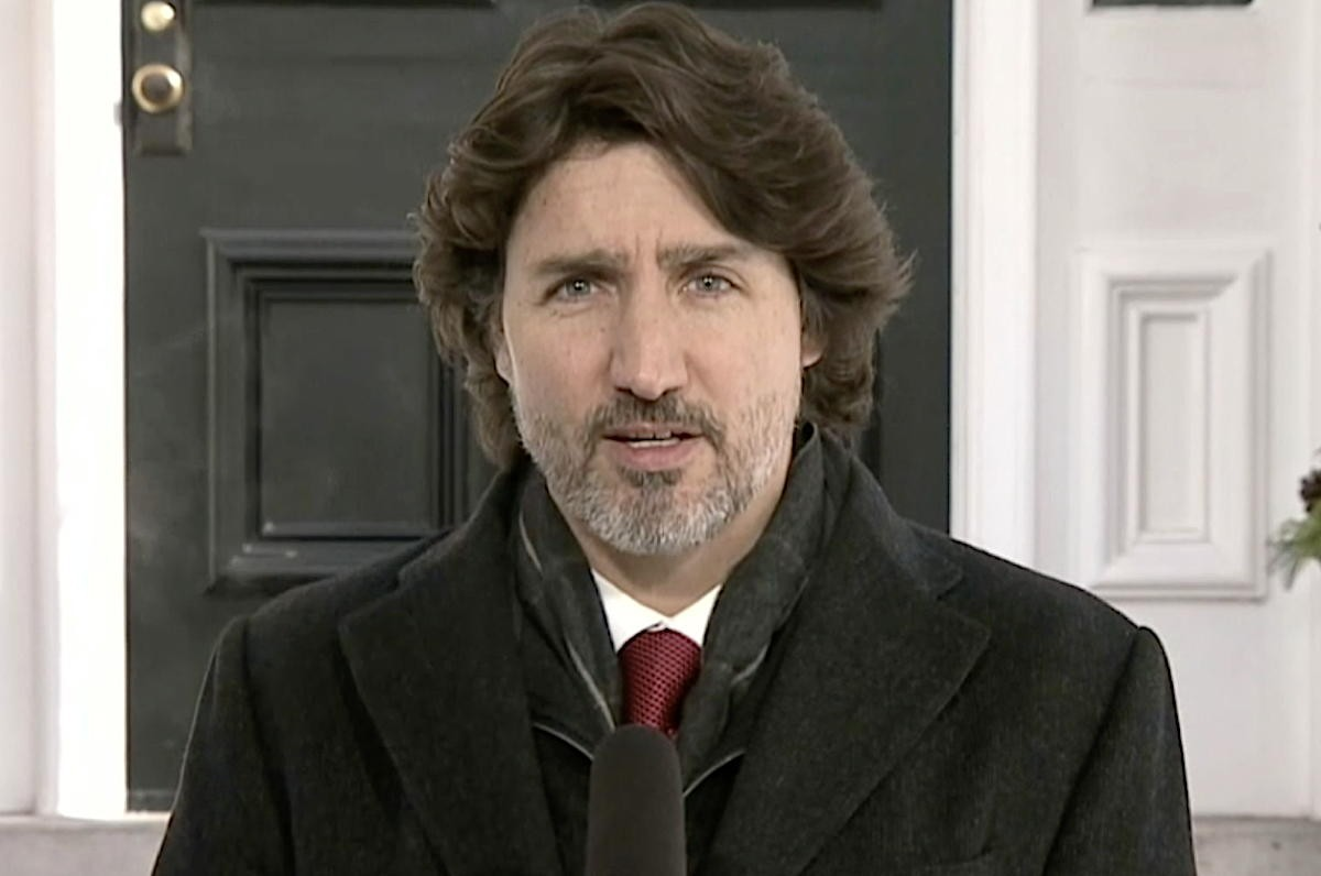 Mandatory hotel quarantine for travellers starting Feb. 22, says Trudeau