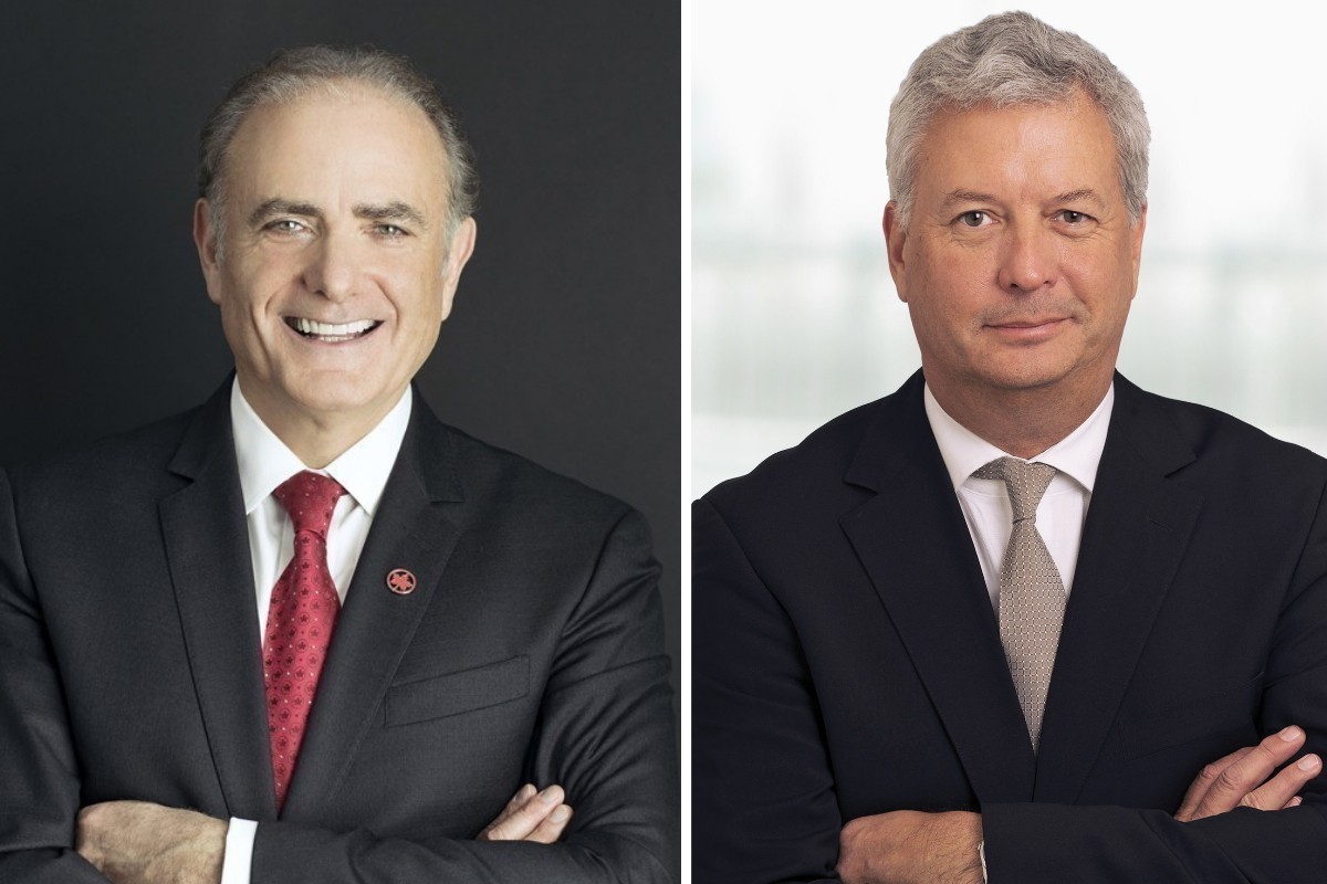 Calin Rovinescu has retired, Mike Rousseau succeeds him as head of Air Canada