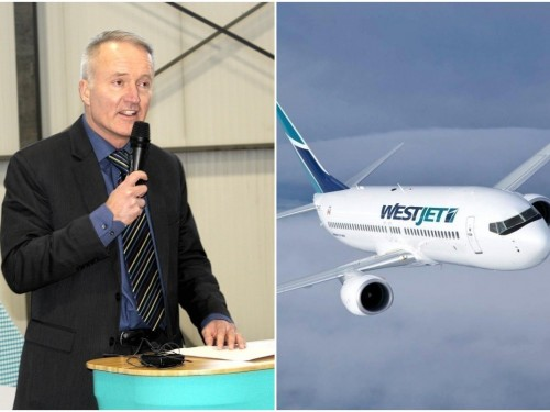 """No other option"": WestJet suspends four more domestic routes"