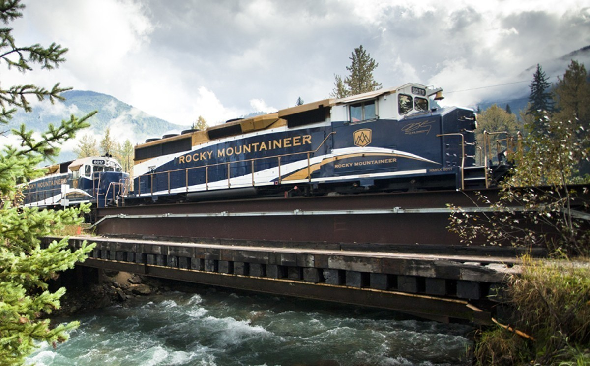 Rocky Mountaineer extends agent incentive program
