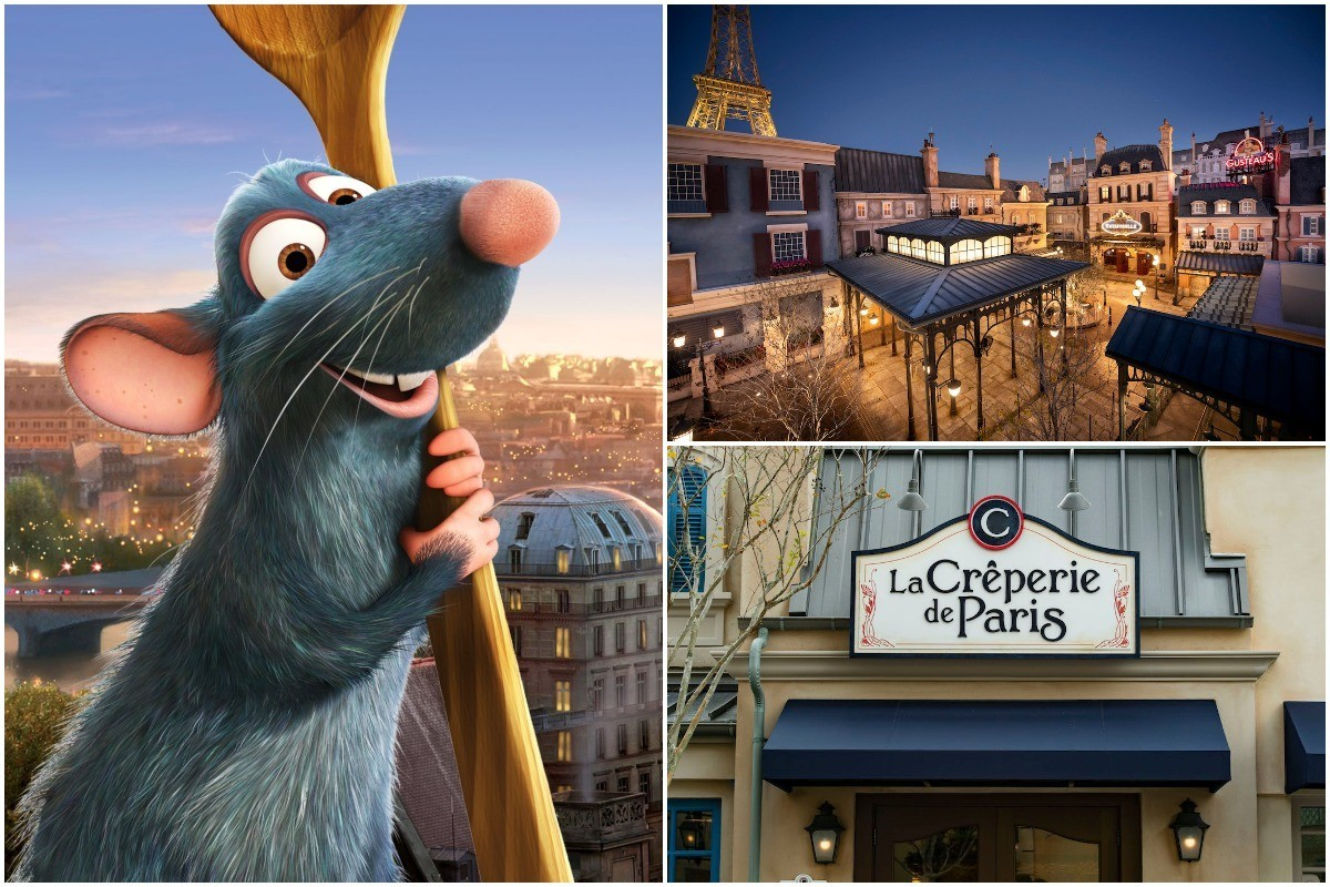 Remy's Ratatouille Adventure opening Oct. 1 at EPCOT in honour of Walt Disney World Resort's 50th