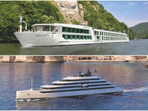 Emerald Cruises now offering river/yacht sailings under one brand
