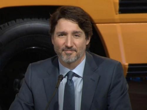 """Canada-U.S. border will open """"eventually,"""" says Trudeau"""