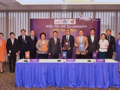 Thai Airways, Thai Smile to begin IATA Travel Pass trials