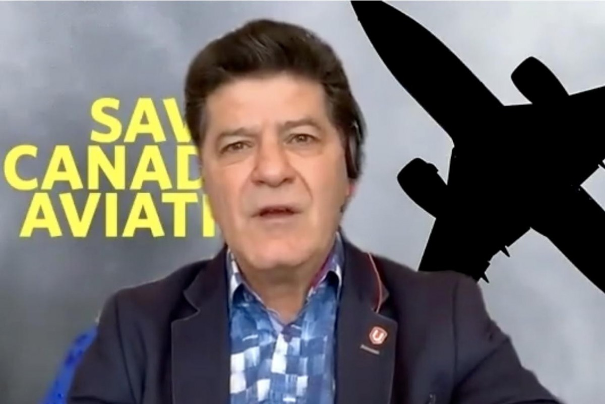 """""""No action"""" from feds to save aviation, says Unifor, calling travel ban anniversary """"shameful"""""""