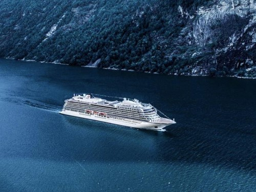 Viking restarting cruises in England this May for U.K. residents