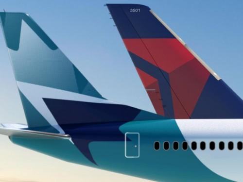 WestJet, Delta launch reciprocal top-tier benefits