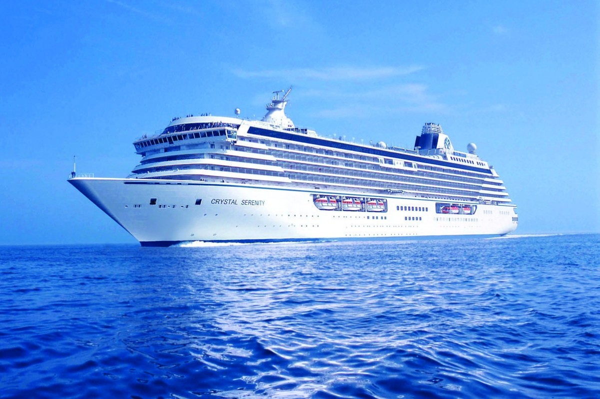 Crystal Serenity's Bahamas sailings now open for reservations