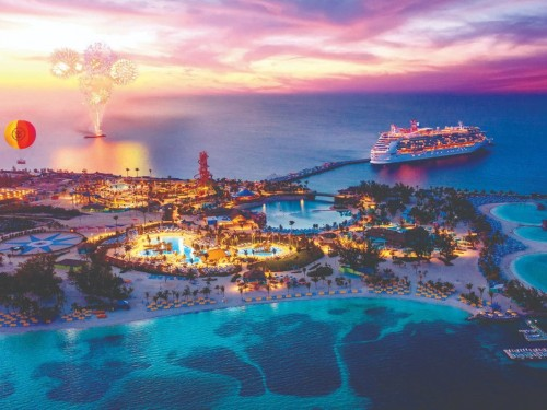 VIDEO: Royal Caribbean's Adventure of the Seas will sail out of Nassau starting June 12