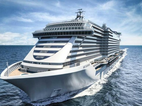 Sunwing unveils cruise packages on board MSC Seashore starting Jan. 2022