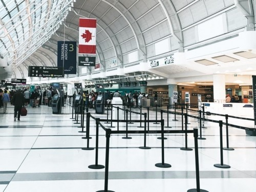 Toronto airport lost $383 million in 2020, says the GTAA