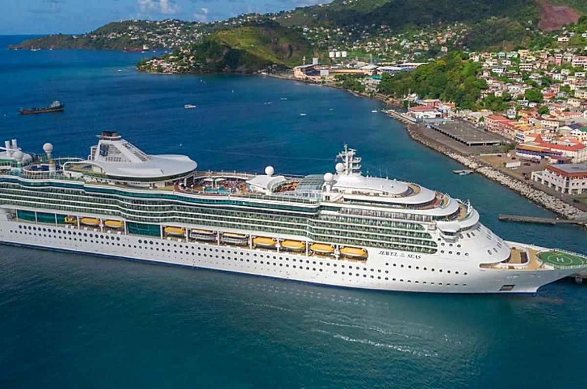 Royal Caribbean's Jewel of the Seas will call Cyprus home this summer