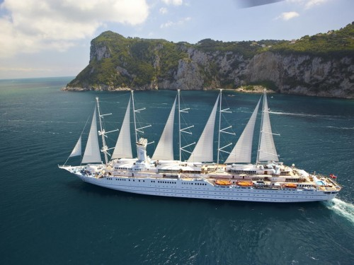 Windstar Cruises will require COVID-19 vaccination to sail