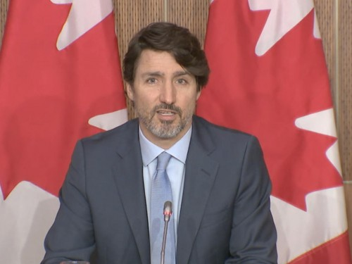 """""""We are not yet there"""": Trudeau on easing restrictions for vaccinated travellers"""