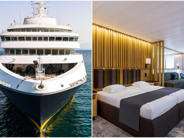 Quark Expeditions takes ownership of 199-guest Ultramarine