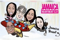 Travel Agent Day: Transform into a cartoon with the Jamaica Tourist Board!