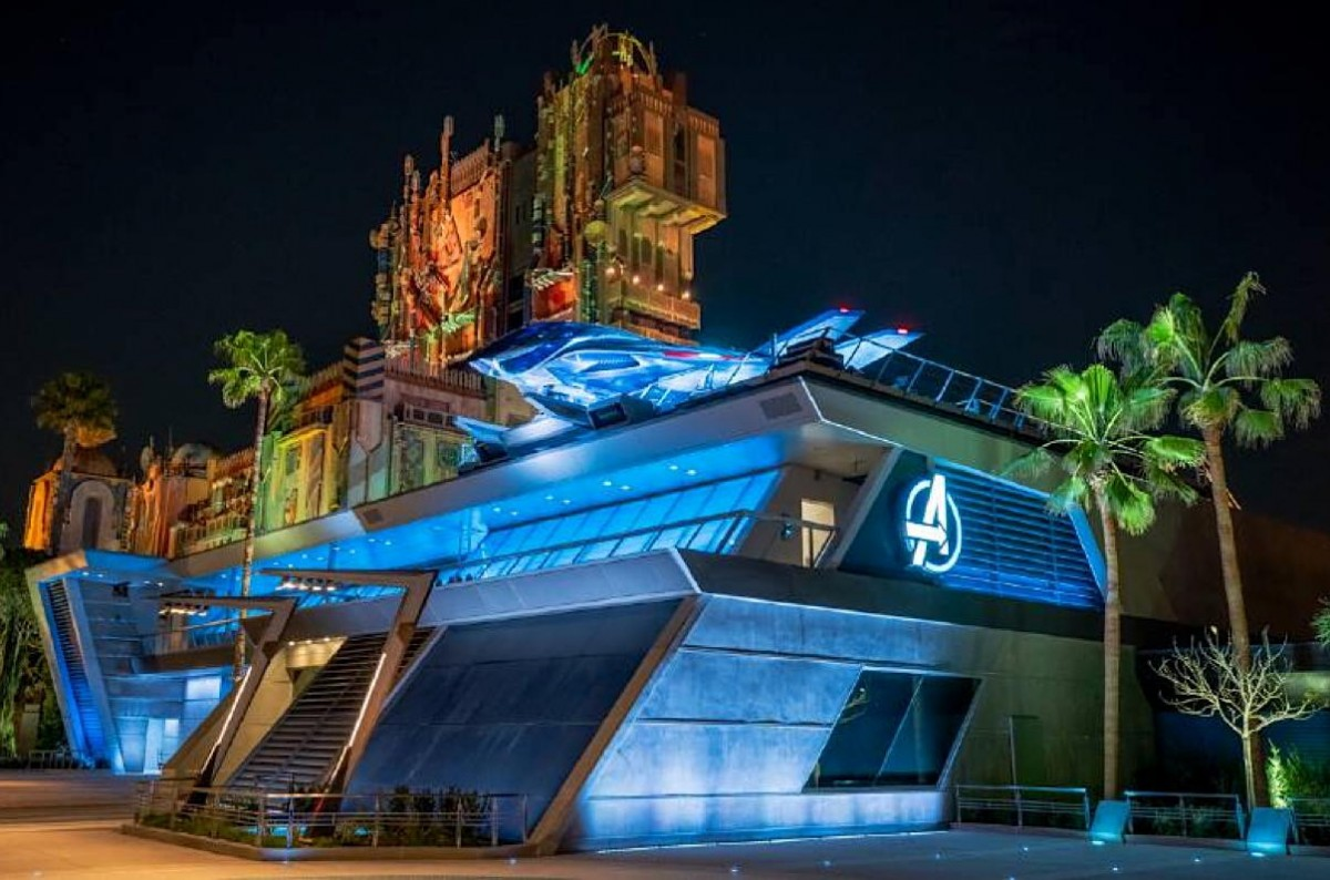 PHOTOS: Avengers Campus at Disneyland Resort set to open June 4