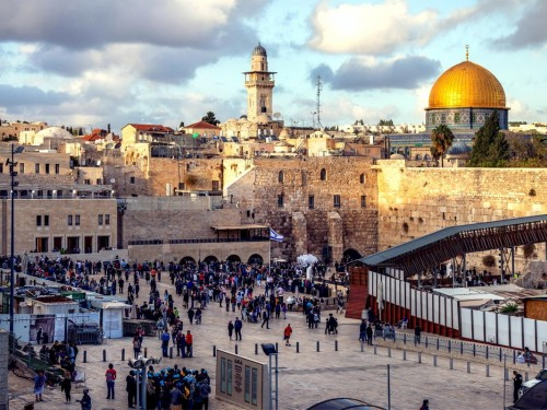 Israel will allow vaccinated tour groups starting May 23