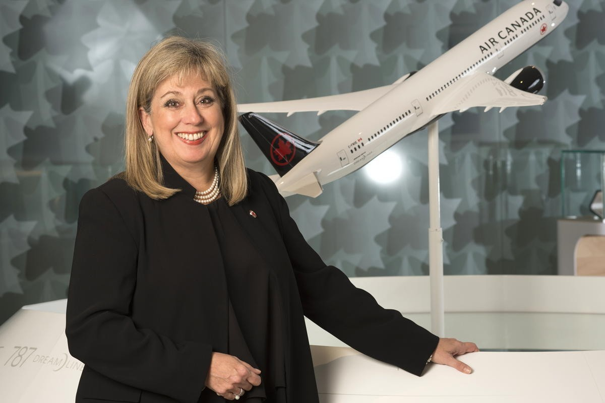 Lucie Guillemette named President of Air Canada Vacations