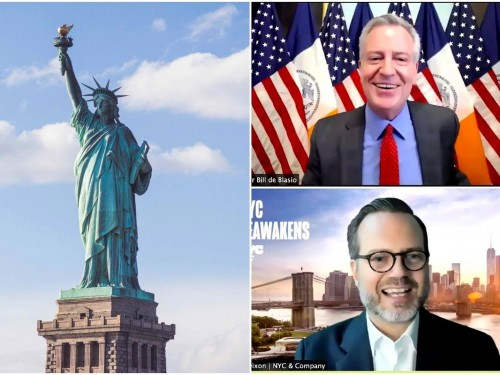 """""""Nothing can keep New York City down"""": NYC's $30M tourism campaign, latest upgrades, hotels"""