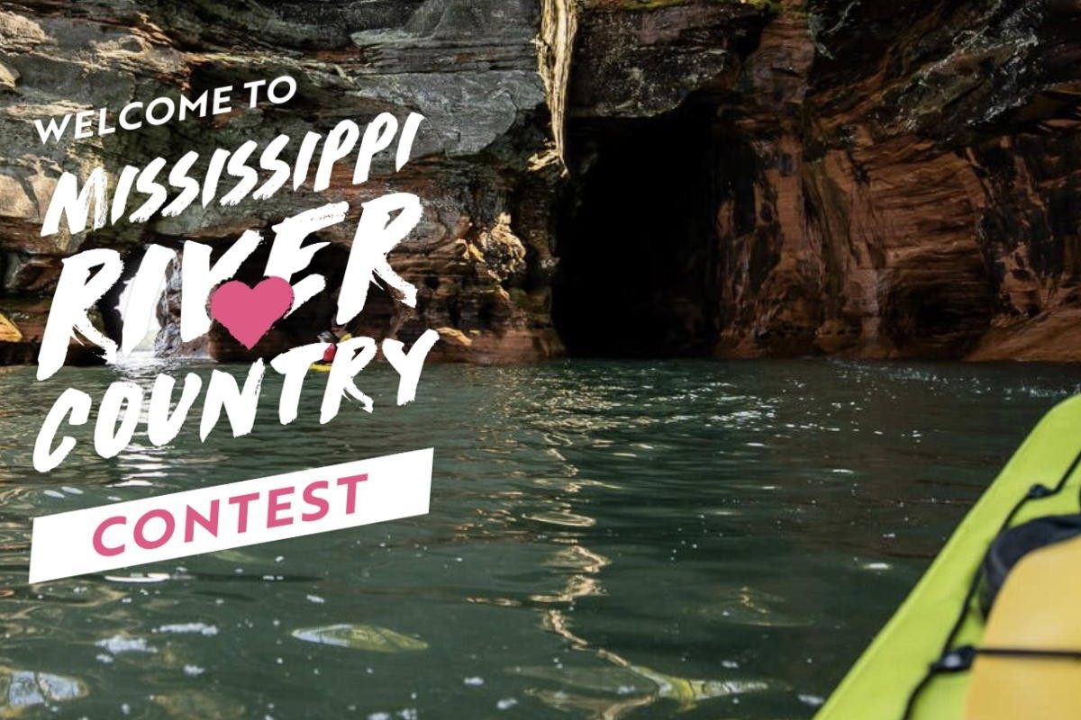 Enter to win a Mississippi River Country prize package