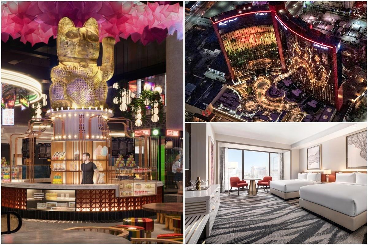 3,500-room Resorts World Las Vegas set to open on June 24