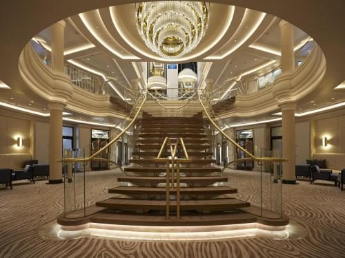 VIDEOTORIAL: Regent Seven Seas Cruises - Unrivaled Space at Sea