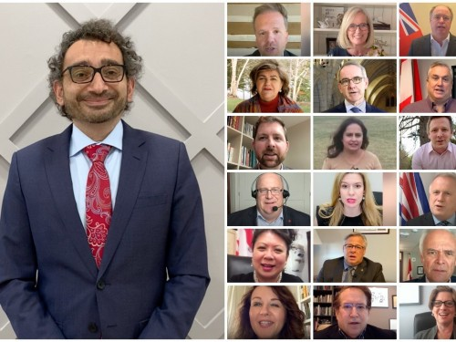 VIDEO: Happy Travel Agent Day from Minister Alghabra, MPs, PAX & more!