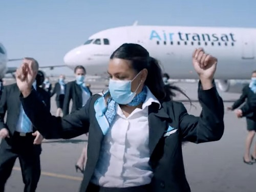 VIDEO: Watch Air Transat nail the Jerusalema dance challenge