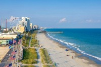 """Myrtle Beach rebrands as """"The Beach"""" to drive tourism recovery"""