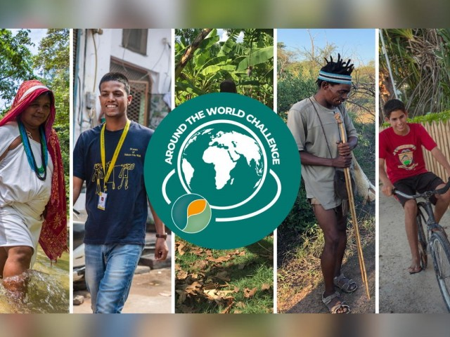 Support community tourism – sign up for Planeterra's Around the World Challenge!